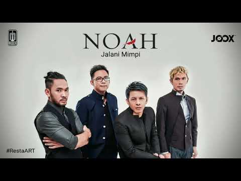 NOAH - JALANI MIMPI ( NEW SINGLE ROAD TO NEW ALBUM)