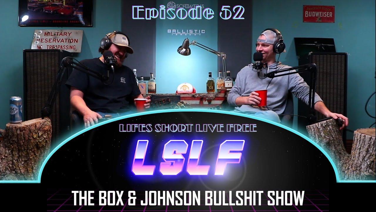 LSLF Podcast #52 - Media manipulation, Non-compliance, & Horrible firearm arguments