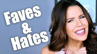 FAVORITES & HATE IT'S | New Maybelline