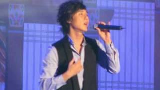 Andy - Propose @ Korean Pop Night 081104