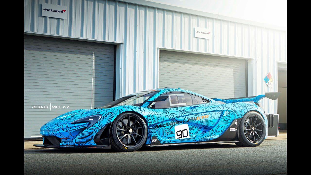 Mazda Raceway Laguna Seca >> McLaren P1 GTRs at Laguna Seca - YouTube