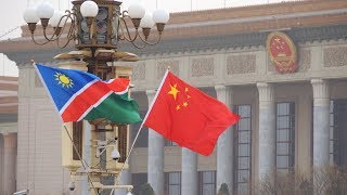 Infrastructure, finance deals signed between China and Namibia