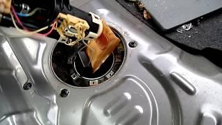 Honda Accord Fuel Pump Removal Sending Unit Testing