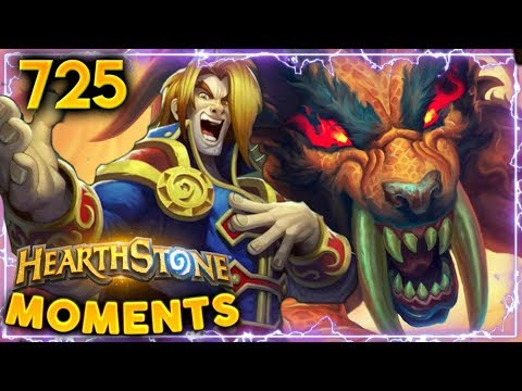 How Can You Recover From THIS?! | Hearthstone Daily Moments Ep. 725