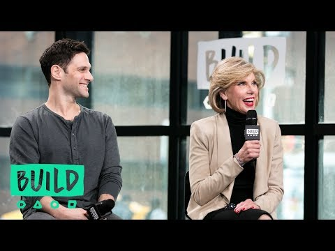 Christine Baranski And Justin Bartha Discuss Their ,