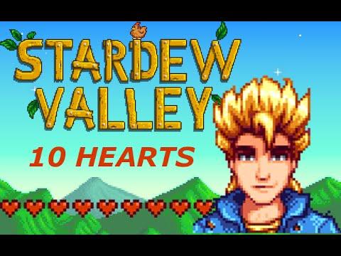 'Stardew Valley'  Sam: Ten Hearts Event