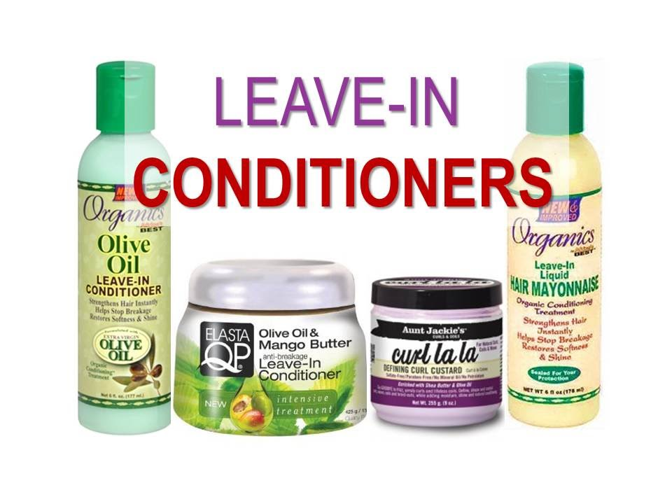 MY LEAVEIN CONDITIONERS  BEGINNERS GUIDE  Natural
