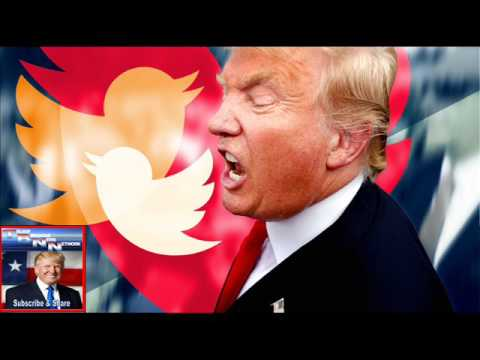 President Trump wants to wage war against critic trolling him Twitter sues government for trying to