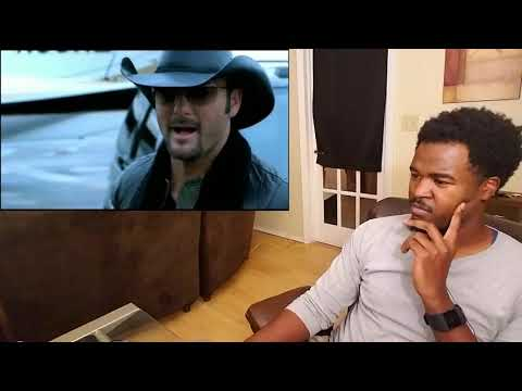 Nelly Over And Over ft Tim McGraw Reaction