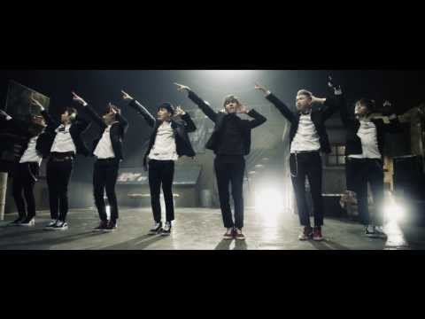 BTS (방탄소년단) 상남자 (Boy In Luv) Official MV (Choreography Version)