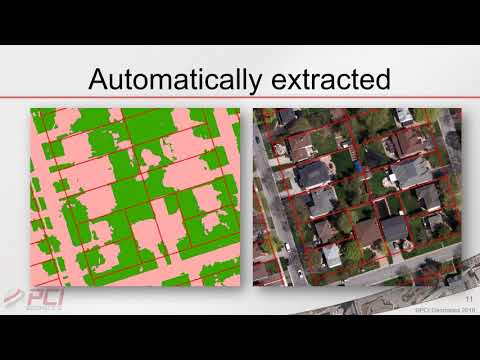 Automated Object Based Image Feature Extraction