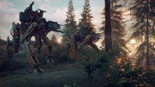 Generation Zero Gameplay Reveal Trailer