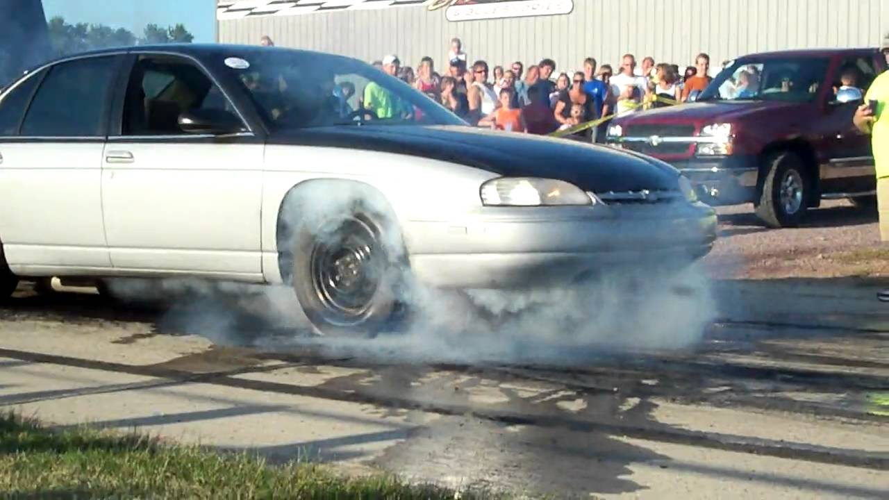 Chevy Lumina Burnout