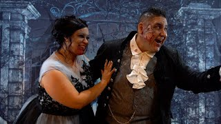 Thematic Halloween Wedding Cinematic Video | Boda Temática de Halloween Video Cinematográfico