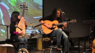 Alex Skolnick's Planetary Coalition 'Return Of The Yi People' at Liberty Science Center