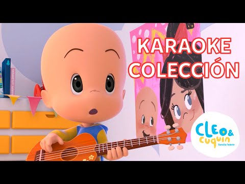 colección-de-karaoke-con-cleo-&-cuquin- -familia-telerín---¡canta-con-nosotros!