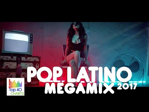 POP LATINO 2017 - MEGAMIX HD: Carlos...