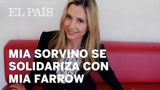 Mia Sorvino se solidariza con Dylan Farrow en una carta abierta | Cultura