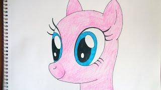 How to draw my little pony head, Как нарисовать пони, как рисовать голову пони(How to draw cartoon characters How to draw My Little Pony characters, draw pony, draw mlp, draw MLP, как рисовать пони, как нарисовать пони, pony ..., 2014-12-07T03:23:34.000Z)