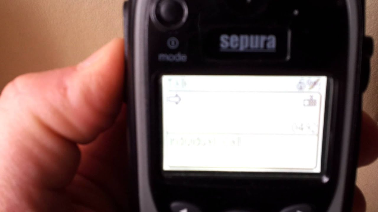 Motorola Tetra Terminals MR5 14 Release Features for CPS+
