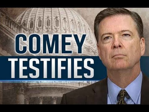 James Comey Testimony - Highlights - Senate Intelligence Hearing