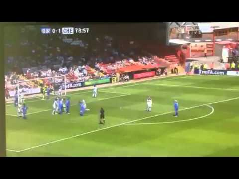 World class delivery at the women's FA Cup final 2012