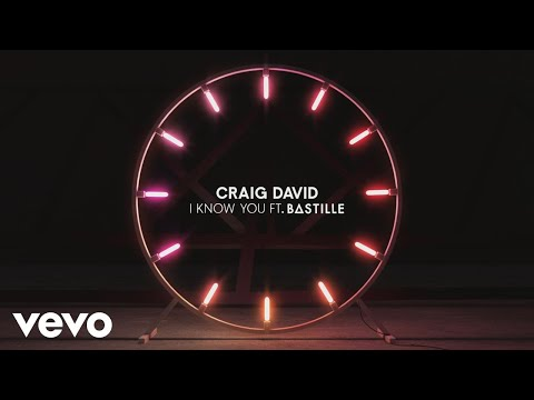 Craig David  I Know You Audio ft Bastille