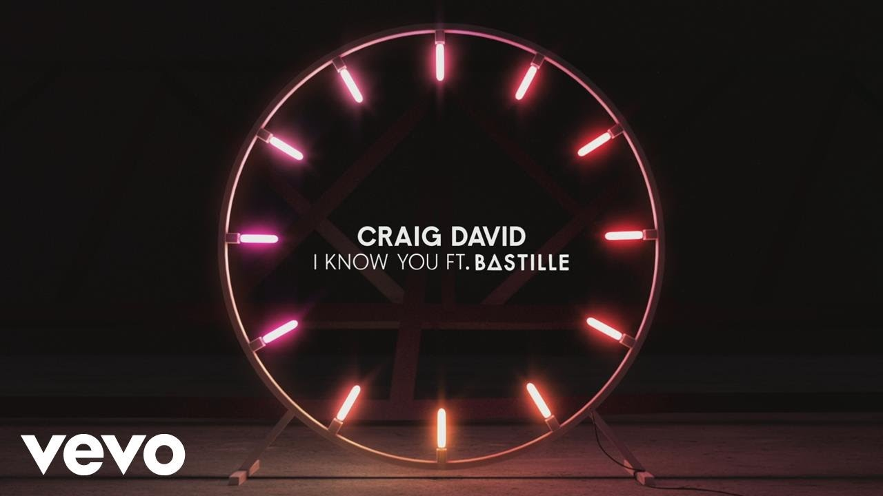 0ae6b9348b49 Craig David - I Know You (Audio) ft. Bastille - YouTube