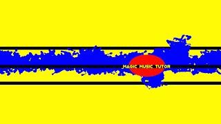 Mario - Death Sound (easy) - Keyboard / Piano Tutorial [Magic Music Tutor] free sheet music