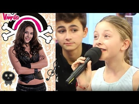 GLORIA chante CHICA VAMPIRO [KIDS UNITED]