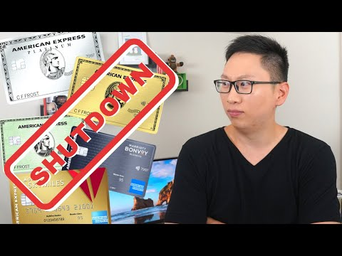 American Express Account Shutdowns: How To Avoid In 2020 & Sebby's Take