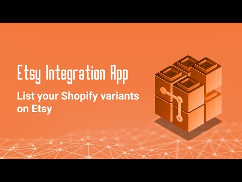 How to easily list your Shopify variants on Etsy? - CedCommerce