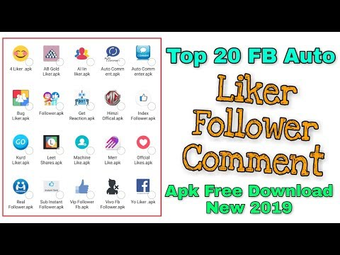 Download Fb Auto Like Follower Comment Apk Brand New Launch