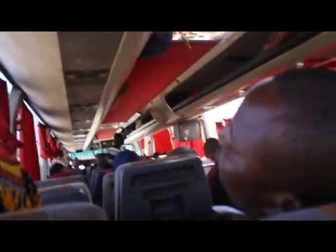 Trajet Dakar Bamako