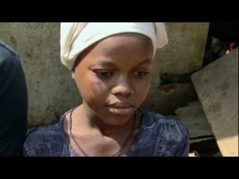 John Bishop Visits Slums Of Sierra Leone | Sport Relief 2012