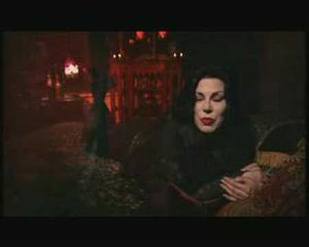 Patricia Morrison Interview from The Tiki Nightmare DVD
