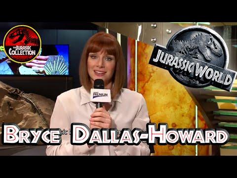 Bryce Dallas-Howard | Jurassic World Special Behind the Scenes ITALIAN | 2015