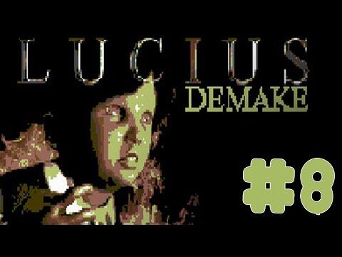 Lucius Demake - Walkthrough - Part 8 - Holy Day Slip (PC HD) [1080p60FPS] |