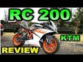 KTM RC 200 | Review Test Ride en Español ?? Blitz Rider