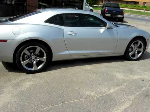 2010 camaro rs silver ice metallic from colonial west. Black Bedroom Furniture Sets. Home Design Ideas