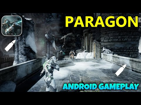 Paragon: InfinityWave Android Gameplay (Ultra Graphics)