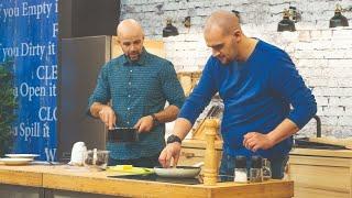 Mr. Kitchen: Gost emisije je kuvar Miloš Grahovac