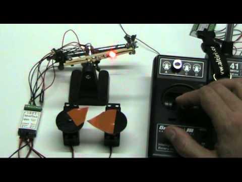 Exemple de fonctionnement d 39 un module mm4 servonaut youtube - Fonctionnement d un refrigerateur ...