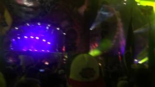 New Tiësto and Yellow Claw Exclusive ID played at TomorrowWorld 2015
