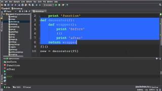 10 Python Intermediate  Декораторы