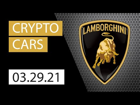 Crypto Cars | Market Review by LH-Crypto | 2021.03.26