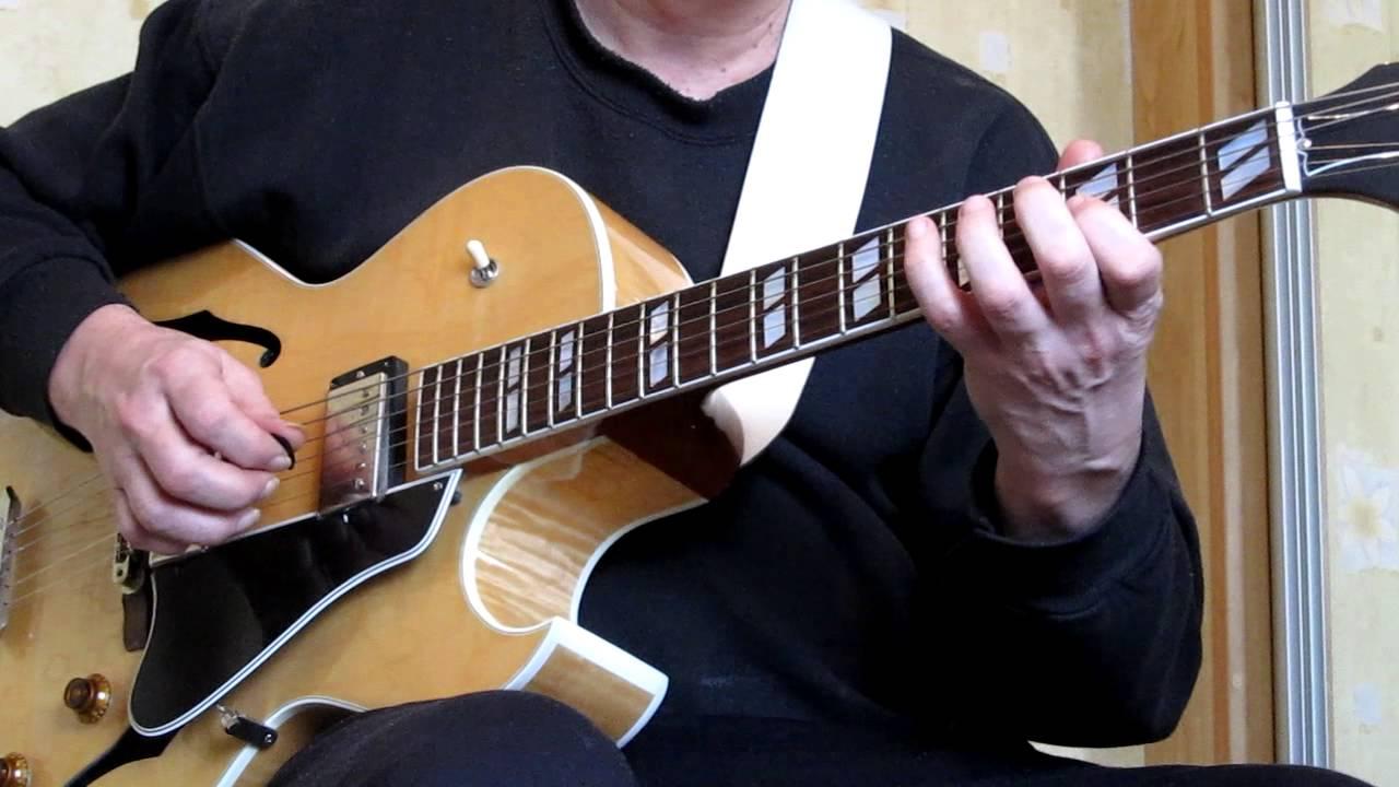 Gibson ES 175 dating E4 dating E5