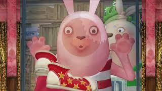 監獄兔(ウサビッチ) 第 32 話「6 階」
