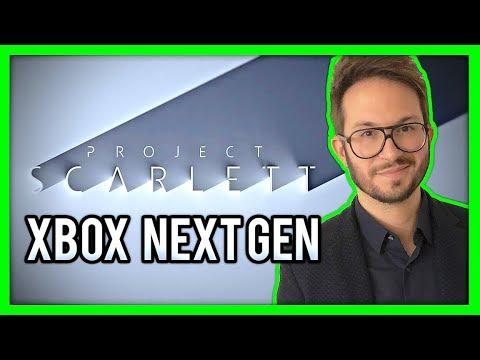 XBOX SCARLETT : toutes les infos sur la Xbox Next Gen (Ray Tracing, 8K, SSD...)