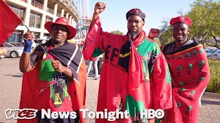 Taking Land Away From White People Is A Key Issue In South Africas Elections HBO